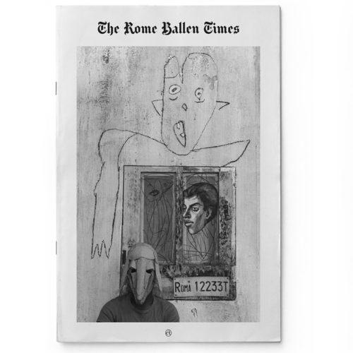 Roger Ballen cover